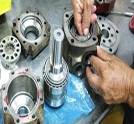 Hydraulic Pump Overhaul